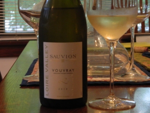 2010 Sauvion Vouvray