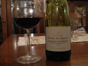 2009 Saumur Champigny