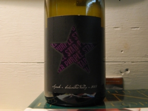 Purple Star 2008 Syrah