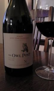 Neethlingshoff 2012 The Owl Post Pinotage